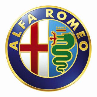 ALFA ROMEO TEXTILNÉ AUTOKOBERCE