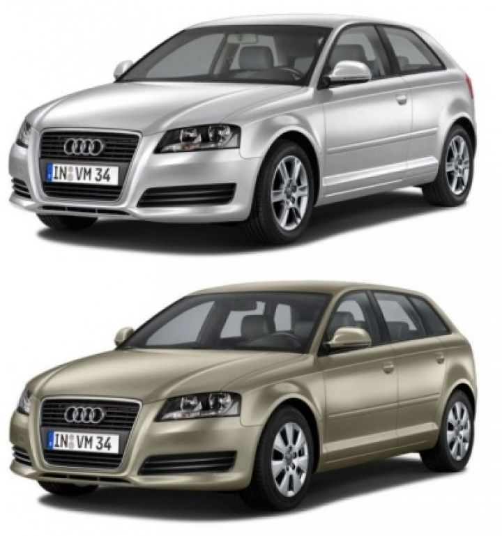 AUDI A3/S3/RS3 (8P/8PA) (2003-2012)VANIČKA DO KUFRA