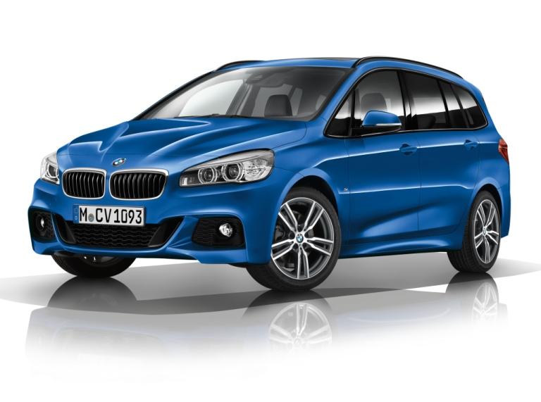BMW 2 ACTIVE GRAN TOURER (F46) (2015-) AUTOKOBERCE TEXTILNÉ