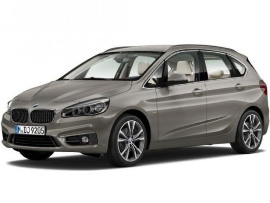 BMW 2 ACTIVE TOURER (F45)  (2014-) AUTOKOBERCE TEXTILNÉ