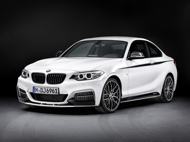 BMW 2 COUPE (F22) (2014-) GUMENÉ AUTOKOBERCE