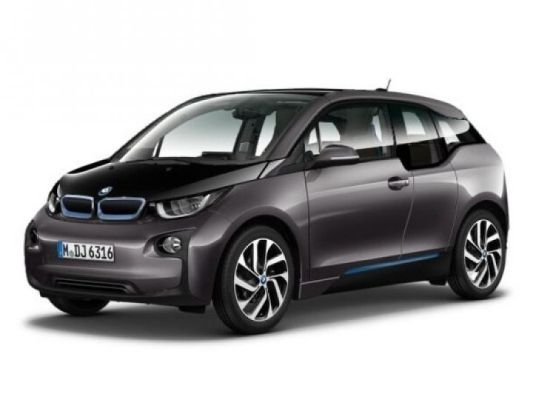 BMW I3 (I01) (2013-) VANIČKA DO KUFRA