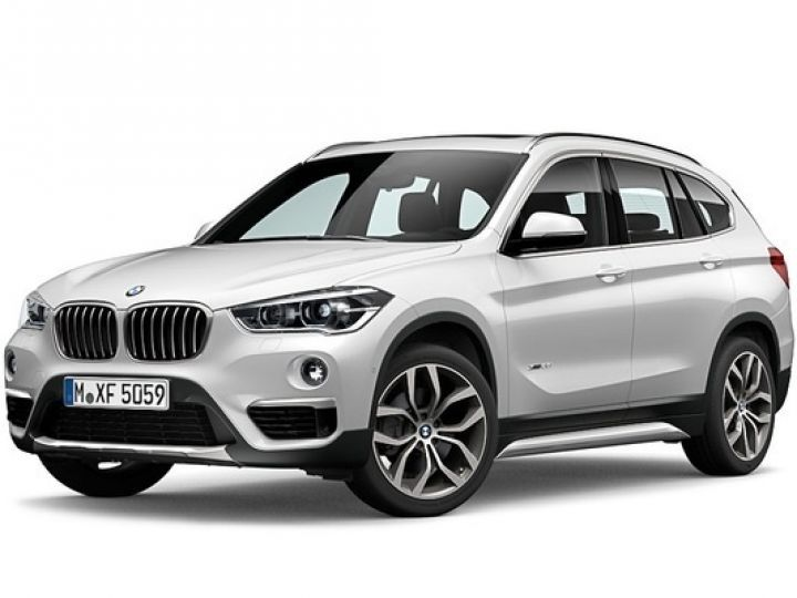 BMW X1 (F48) (2015-) VANIČKA DO KUFRA