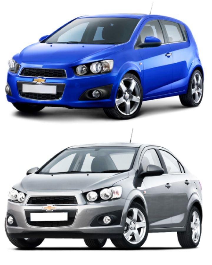 CHEVROLET AVEO II. (2011-2017)VANIČKA DO KUFRA