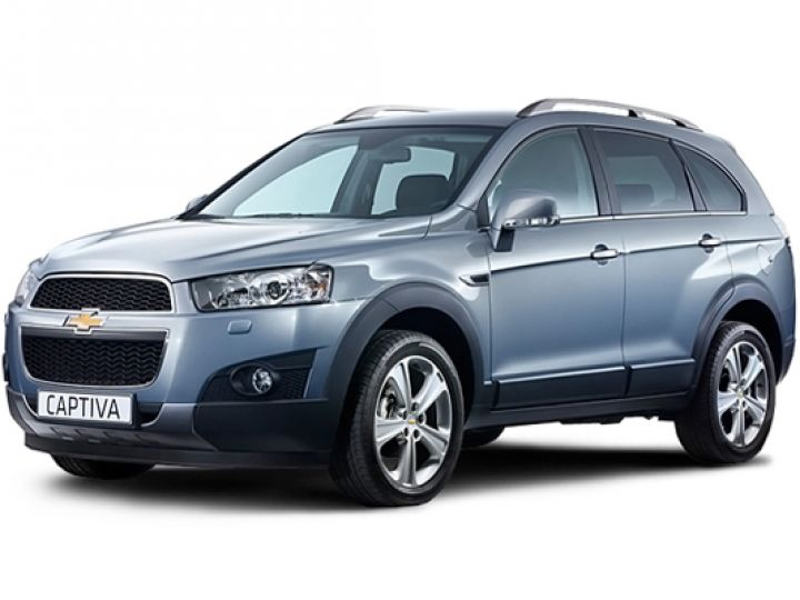 CHEVROLET CAPTIVA (2006-2017)VANIČKA DO KUFRA