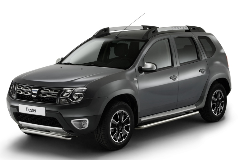 DACIA DUSTER (2010-2017)VANIČKA DO KUFRA