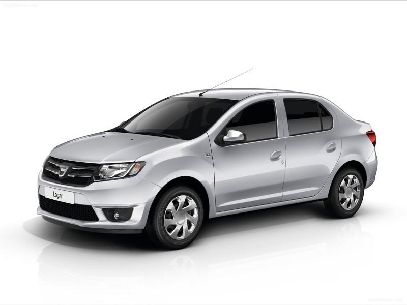 DACIA LOGAN (2013-)VANIČKA DO KUFRA