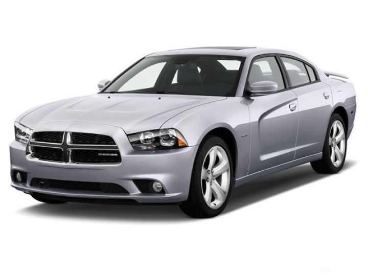 DODGE CHARGER  (2011-2014) AUTOKOBERCE TEXTILNÉ
