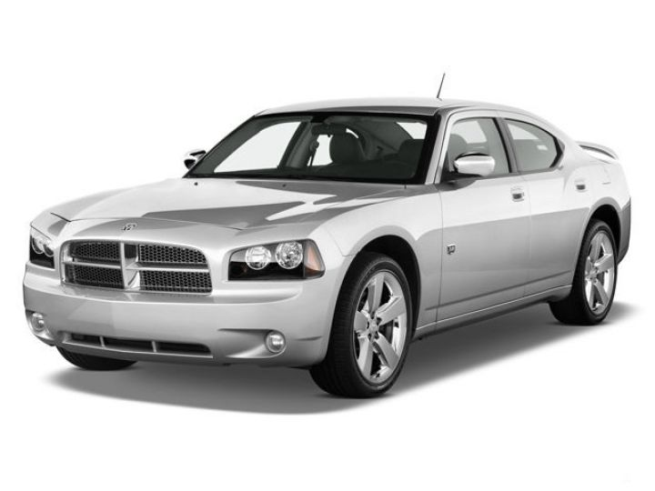 DODGE CHARGER  (2006-2011) AUTOKOBERCE TEXTILNÉ