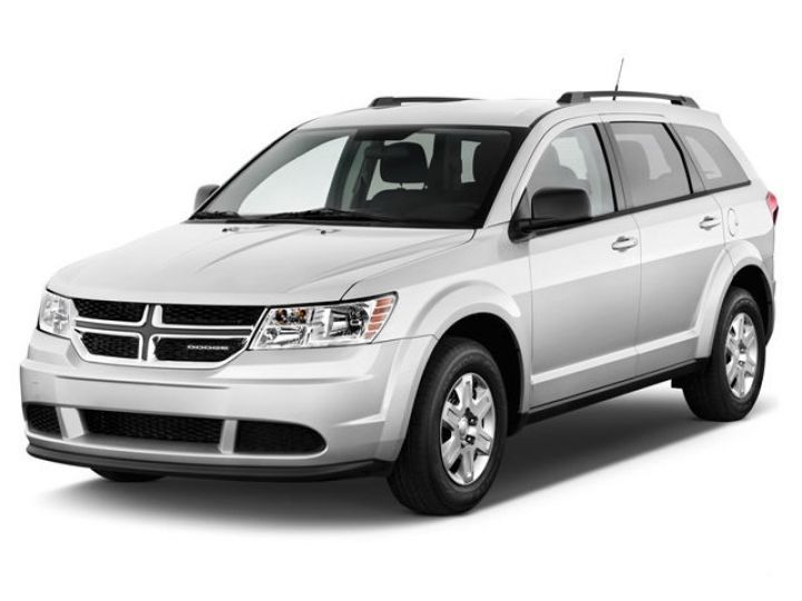 DODGE JOURNEY (2008-) AUTOKOBERCE TEXTILNÉ