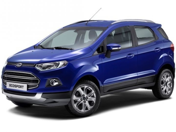 FORD ECOSPORT (2015-)VANIČKA DO KUFRA
