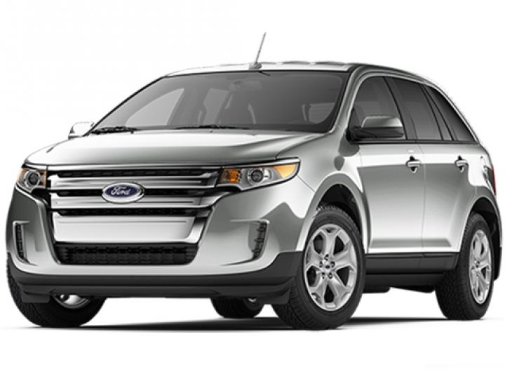 FORD EDGE  (2015-) AUTOKOBERCE TEXTILNÉ