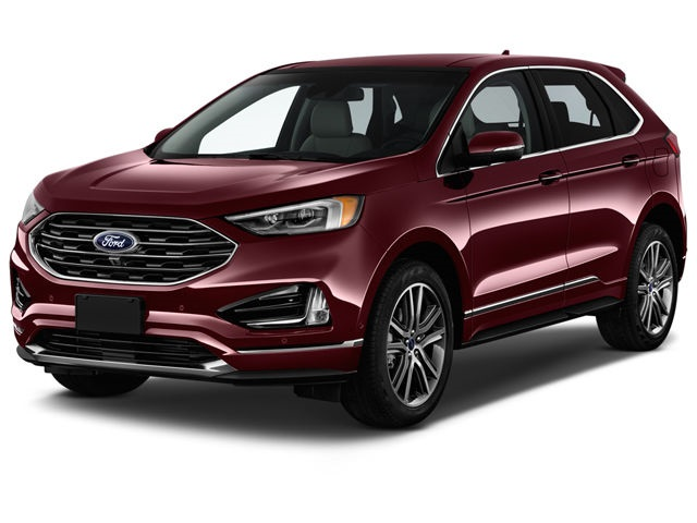 FORD EDGE (2015-)VANIČKA DO KUFRA