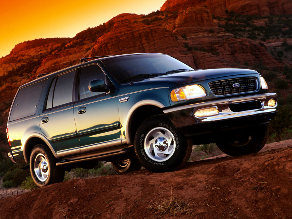 FORD EXPEDITION (1997-2002) AUTOKOBERCE TEXTILNÉ