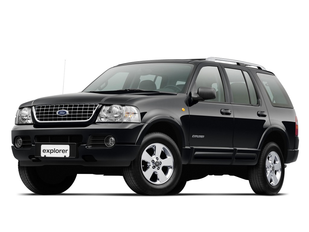 FORD EXPLORER (1998-2005) AUTOKOBERCE TEXTILNÉ