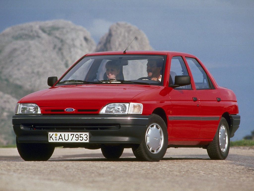 FORD ORION (1983-1992) TEXTILNÉ AUTOKOBERCE