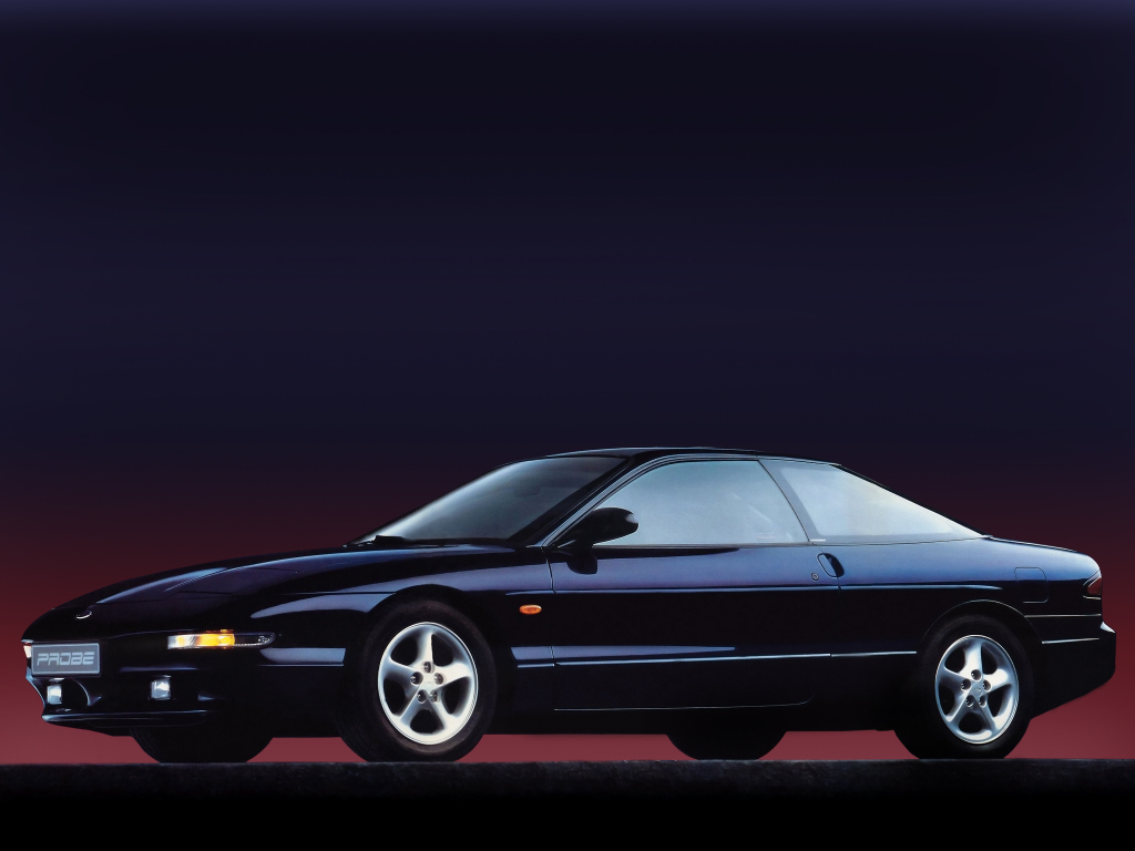 FORD PROBE (1993-1997) TEXTILNÉ AUTOKOBERCE