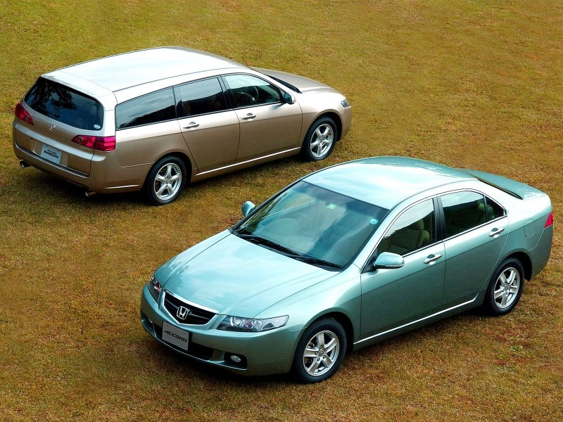 HONDA ACCORD (2003-2008) TEXTILNÉ AUTOKOBERCE