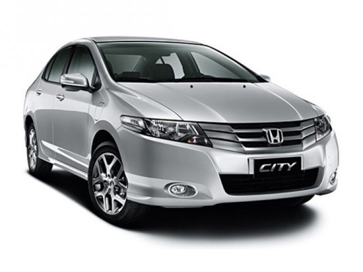 HONDA CITY V. (2009-2016) GUMENÉ AUTOKOBERCE