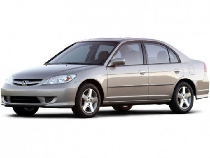 HONDA CIVIC (SEDAN)  (2001-2006) TEXTILNÉ AUTOKOBERCE
