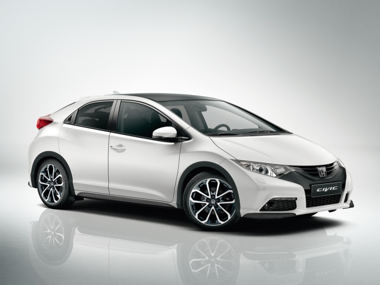 HONDA CIVIC (2012-2017) GUMENÉ AUTOKOBERCE