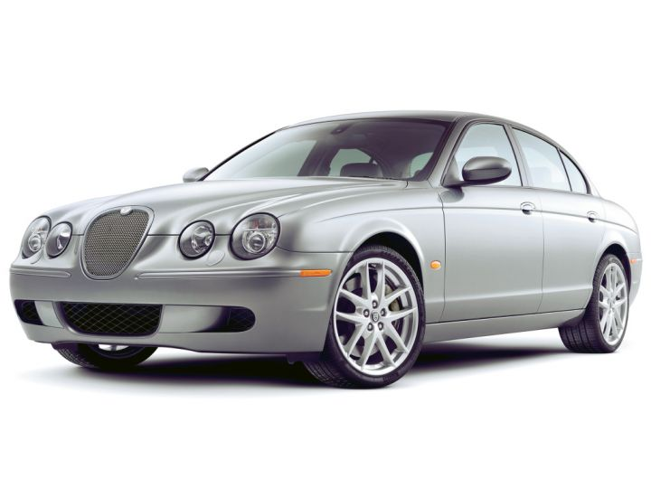 JAGUAR S-TYPE (2002-2007) VANIČKA DO KUFRA