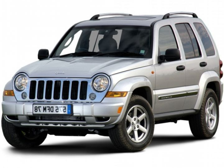 JEEP CHEROKEE (2002-2008)VANIČKA DO KUFRA
