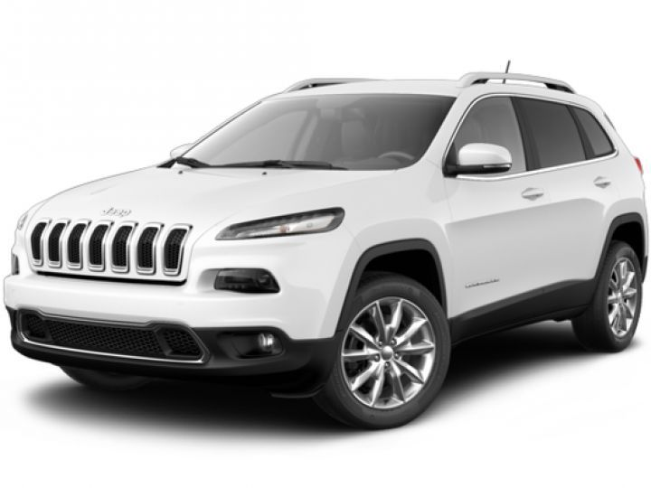JEEP CHEROKEE KL (2014-)VANIČKA DO KUFRA