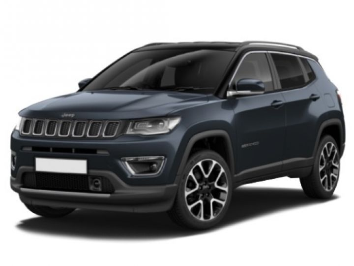 JEEP COMPASS (2017-) TEXTILNÉ AUTOKOBERCE