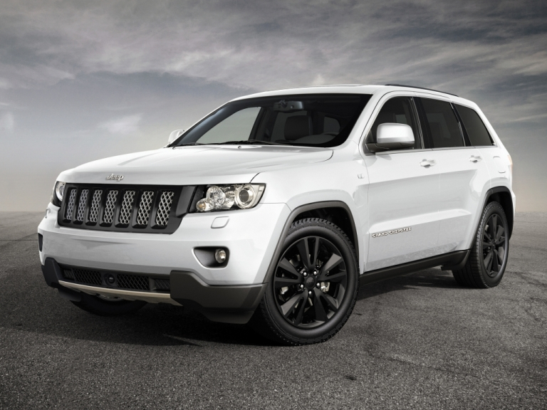 JEEP GRAND CHEROKEE (2010-) TEXTILNÉ AUTOKOBERCE