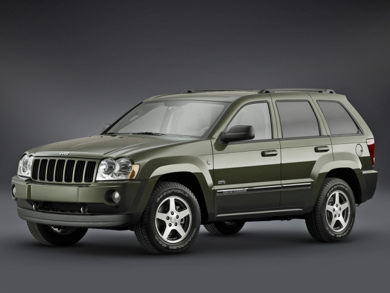 JEEP GRAND CHEROKEE (2005-2010) TEXTILNÉ AUTOKOBERCE