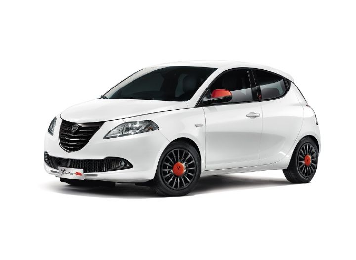 LANCIA YPSILON (2011-)VANIČKA DO KUFRA