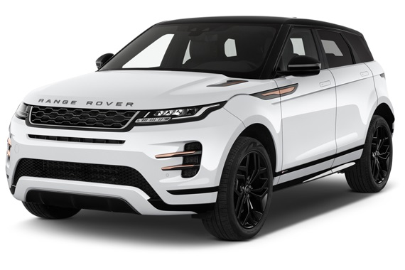 LAND ROVER EVOQUE (2019-)VANIČKA DO KUFRA