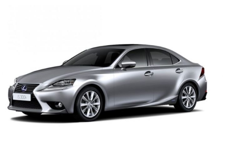 LEXUS IS  (2013-) AUTOKOBERCE TEXTILNÉ