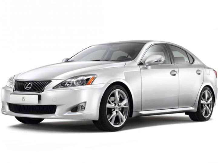 LEXUS IS (2005-2013) AUTOKOBERCE TEXTILNÉ