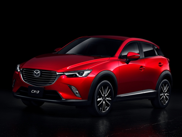 mazda cx3 2015 textiln autokoberce. Black Bedroom Furniture Sets. Home Design Ideas