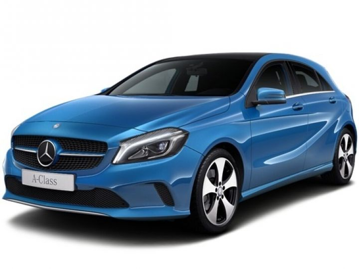 MERCEDES-BENZ A (W176) (2012-2018)VANIČKA DO KUFRA