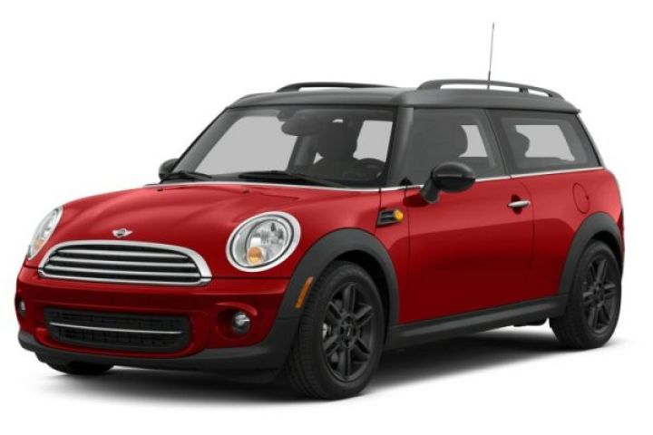 MINI CLUBMAN (2007-2014)VANIČKA DO KUFRA