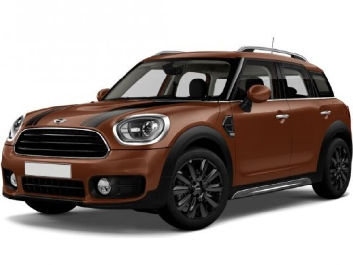 MINI COUNTRYMAN (2016-)VANIČKA DO KUFRA