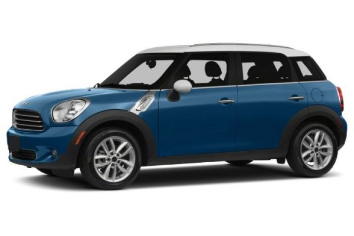 MINI COUNTRYMAN (2010-2016) AUTOKOBERCE TEXTILNÉ