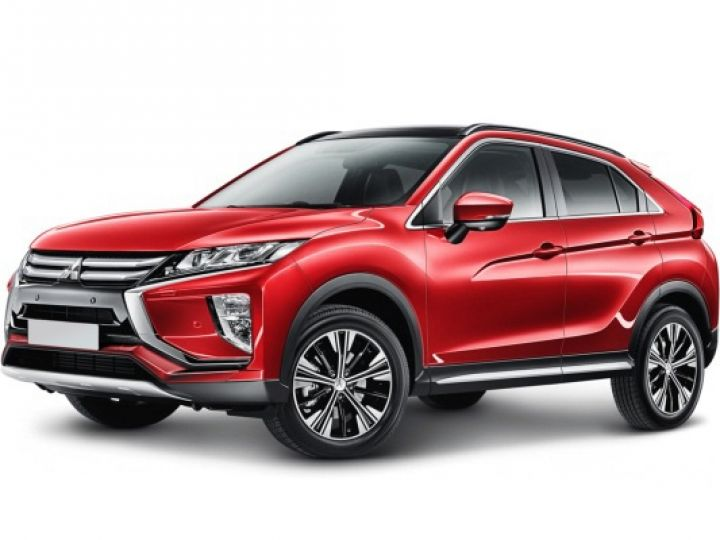 MITSUBISHI ECLIPSE CROSS  (2018-) TEXTILNÉ AUTOKOBERCE