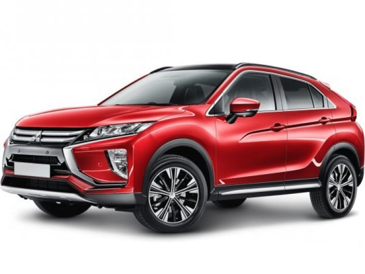 MITSUBISHI ECLIPSE CROSS (2018-)VANIČKA DO KUFRA
