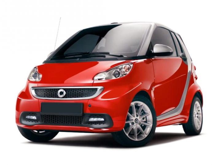 SMART FORTWO (2007-2014)GUMENÉ AUTOKOBERCE