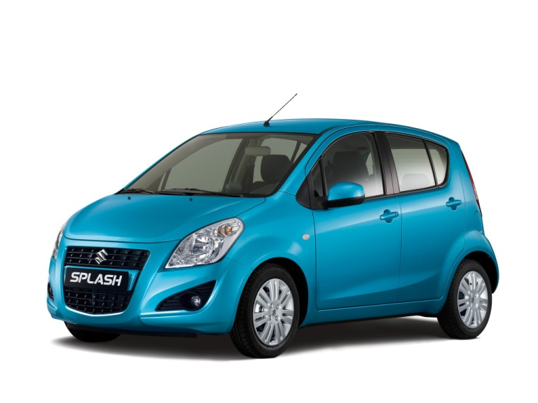 SUZUKI SPLASH (2008-2015)VANIČKA DO KUFRA