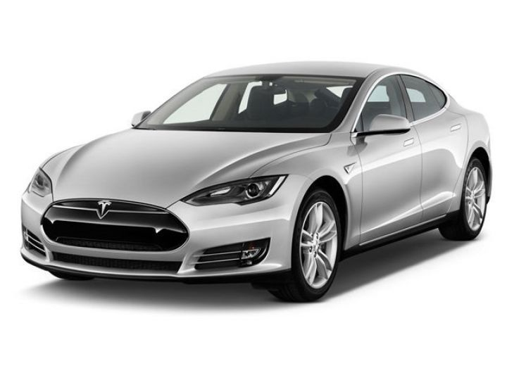 TESLA MODEL S (2014-) AUTOKOBERCE TEXTILNÉ