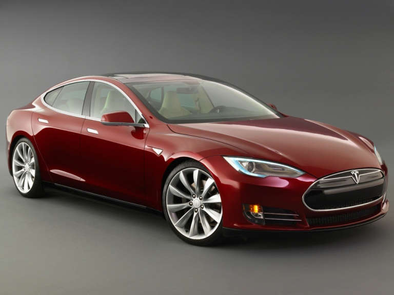 TESLA MODEL S (2014-) GUMENÉ AUTOKOBERCE