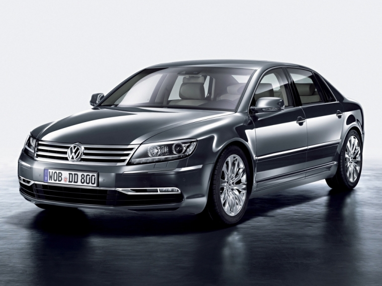 VW PHAETON  (2002-2015)VANIČKA DO KUFRA